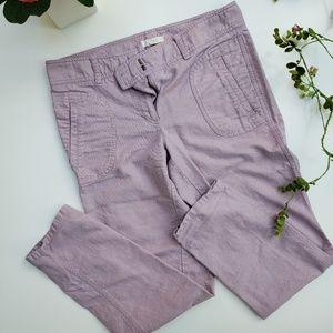 💐Ann Taylor loft 💐Straight Leg 🌷👖 Pants - 6